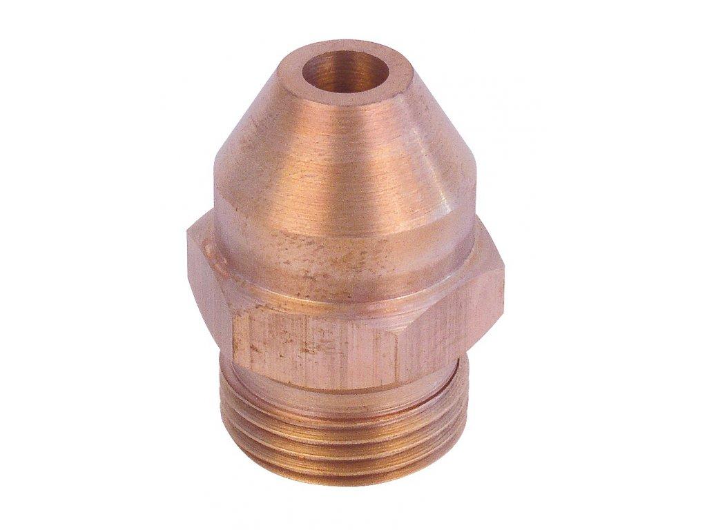 Nahřívací hubice 3 - 25  Nahřívací hubice R70