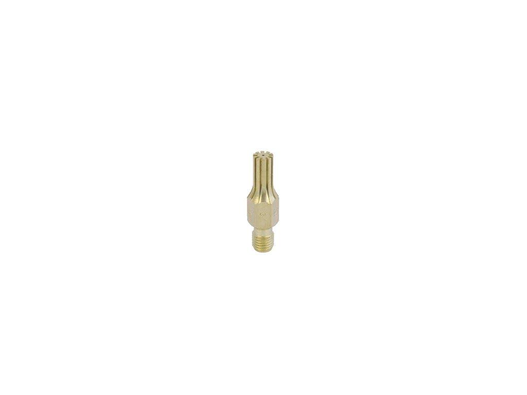 Drážkovaná řezací hubice 5 - 15 mm  Drážkovací řezací hubice R70 PB