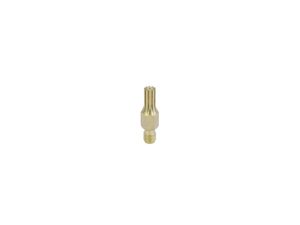 Drážkovaná řezací hubice 60 - 100 mm  Drážkovací řezací hubice R70 PB