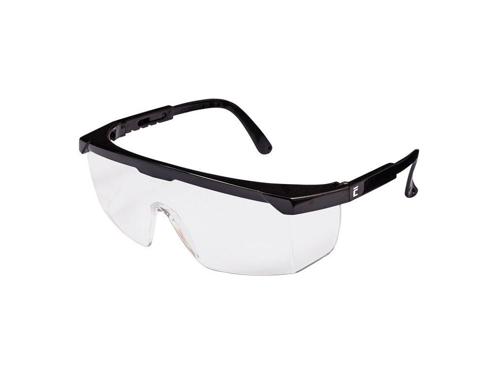 Ochranné brýle NASSAU - čiré  Brýle NASSOU čiré