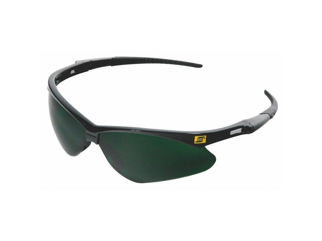 Ochranné brýle ESAB ORIGO - tmavé DIN 5  Brýle Origo tmavé DIN 5