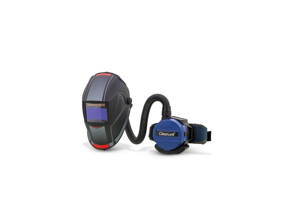 CleanAIR CA 27 YOGA with CleanAIR Basic respirator 1
