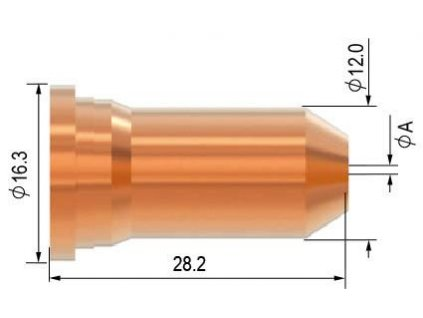 Dýza SCP 120