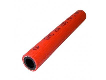 Hadice acetylen pr. 8,0 x 3,5 mm  Hadice acetylen