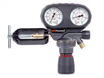 Redukční ventil GCE ProControl - ACETYLEN  Redukční ventil acetylen