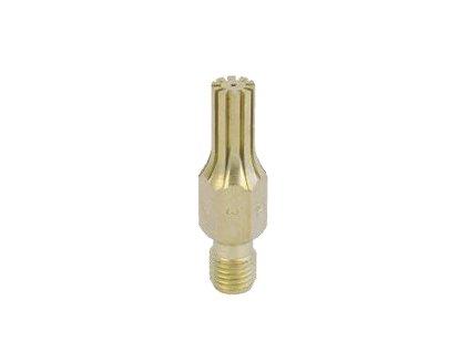Drážkovaná řezací hubice 3 - 8 mm  Drážkovací řezací hubice R70 PB