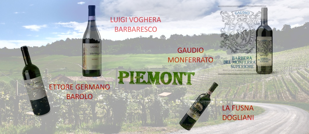 Piemont - krása