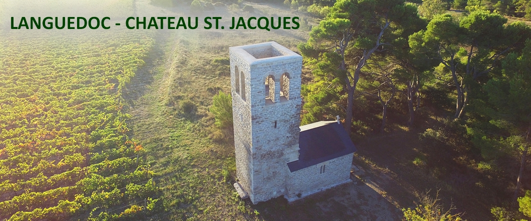 Languedoc - Chateau St. Jacques
