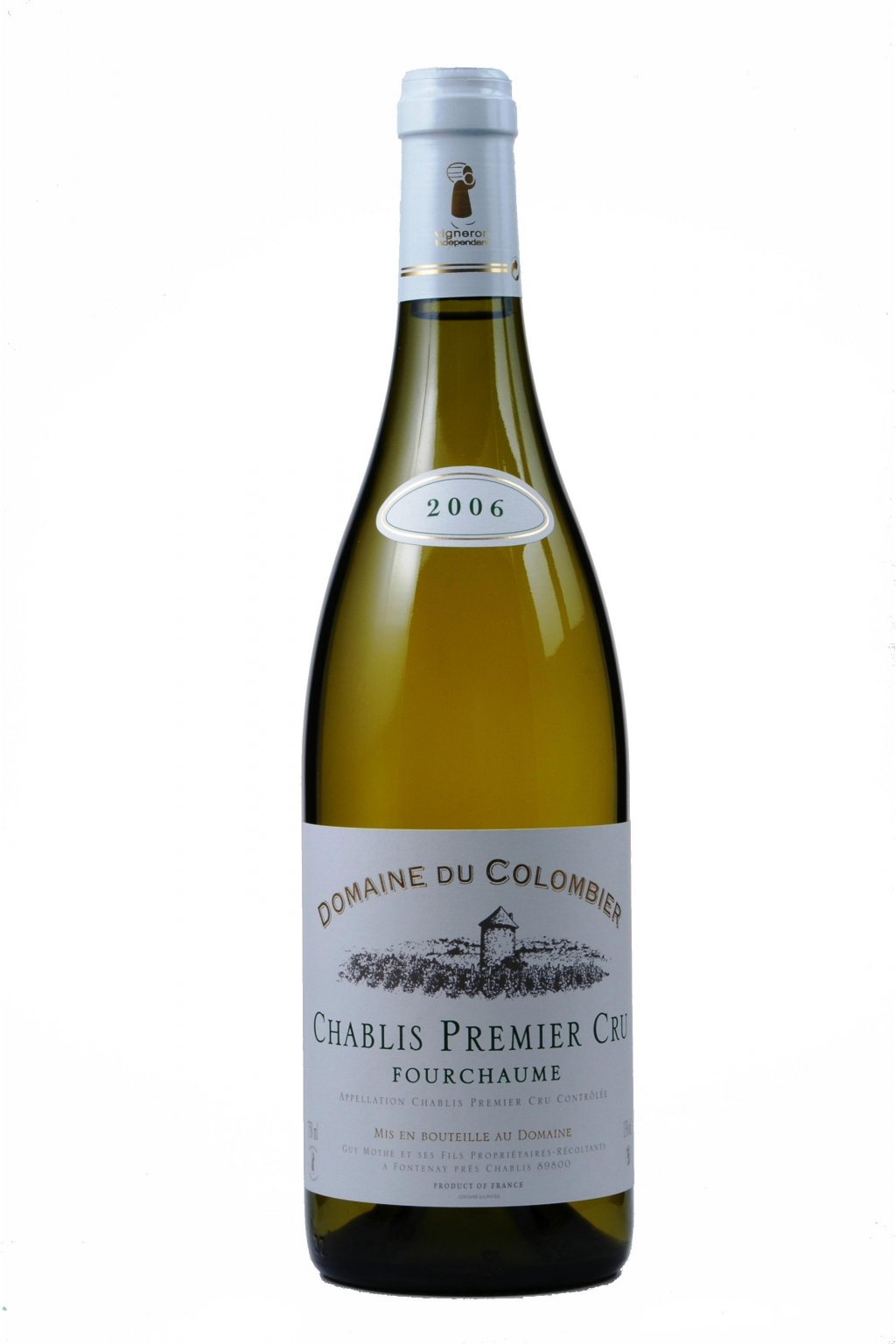 Colombier Chablis1erCruFourchaume