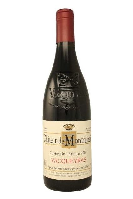 Montmirail Vacqueyars L´Ermite 3