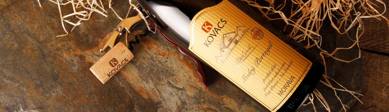 Vinařství Kovacs - Umění ve víně