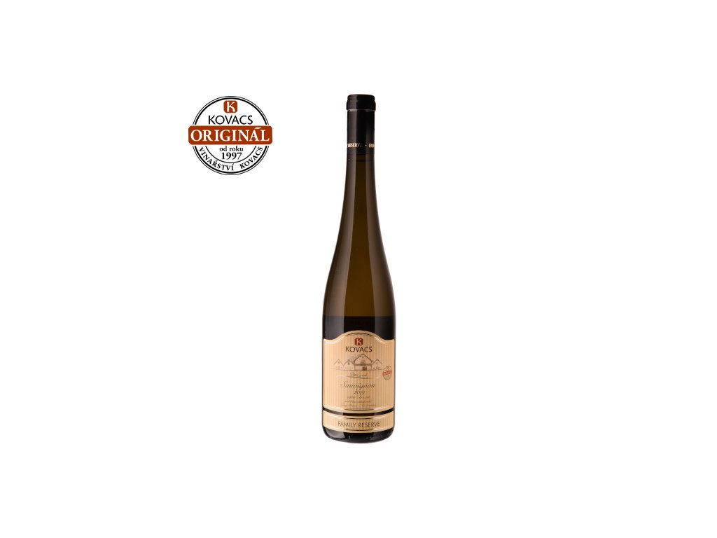 Sauvignon 0,75 výběr z hroznů 33/19 Family reserve