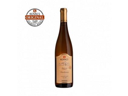 Chardonnay 0,75 moravské zemské víno