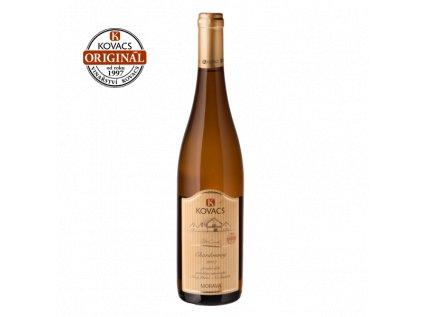 Chardonnay 0,75 pozdní sběr 02/17 Tradiční řada