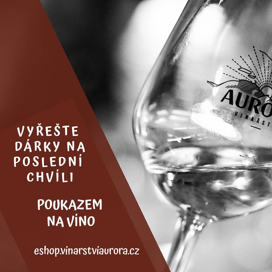 Poukazy na víno