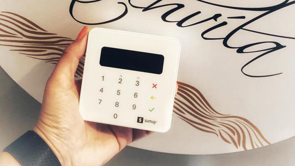 Platba kartou při osobním odběru