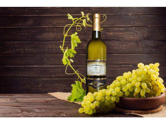 Chardonnay 2017 Sladké