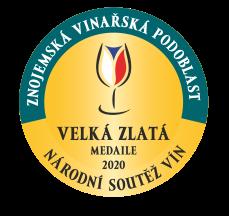 Medaile Narodní soutež vín 2020
