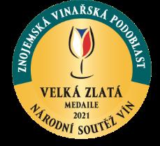 Medaile národní soutež vín 2021