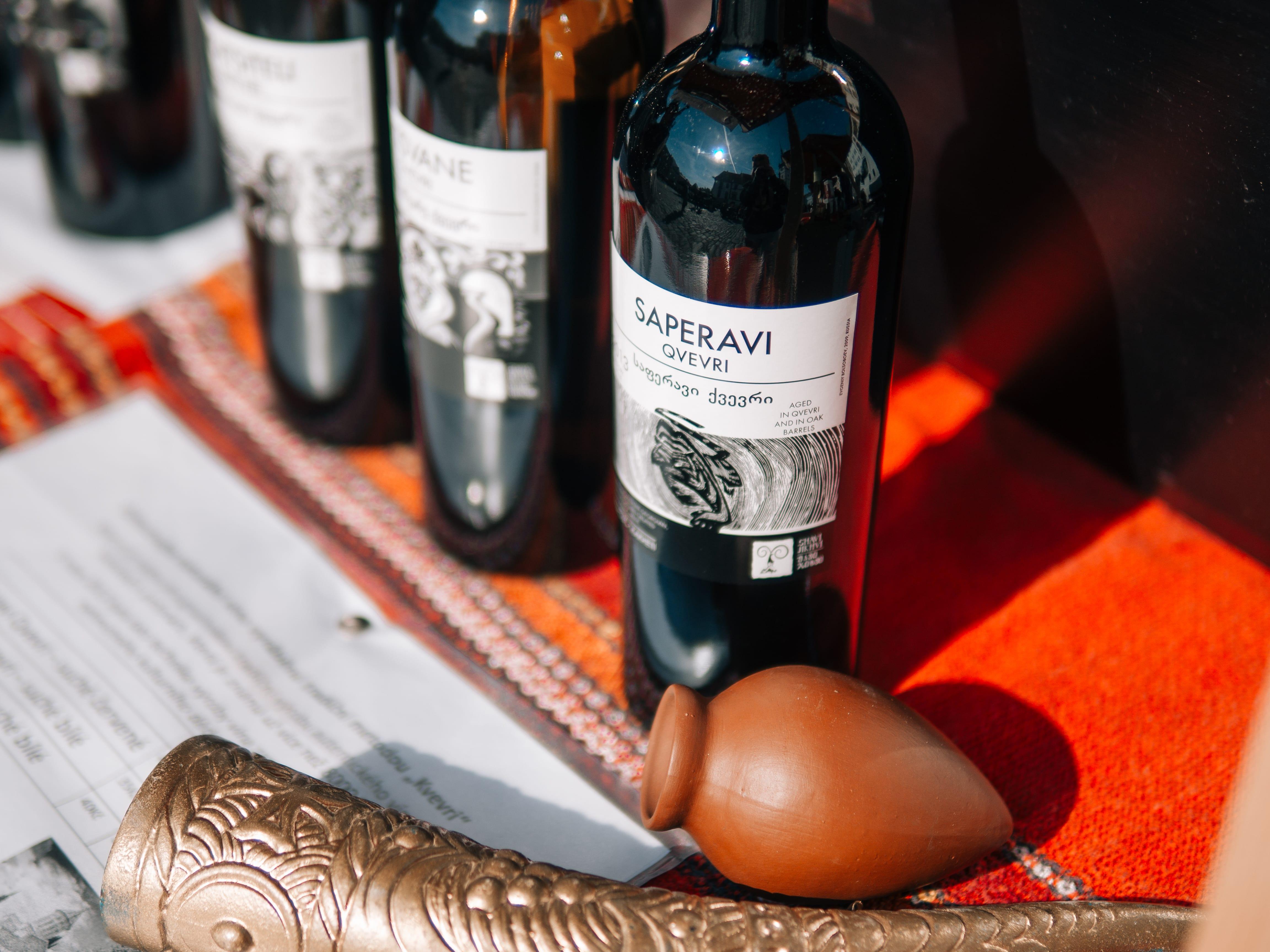 Slovník pojmů z gruzínského vinařství