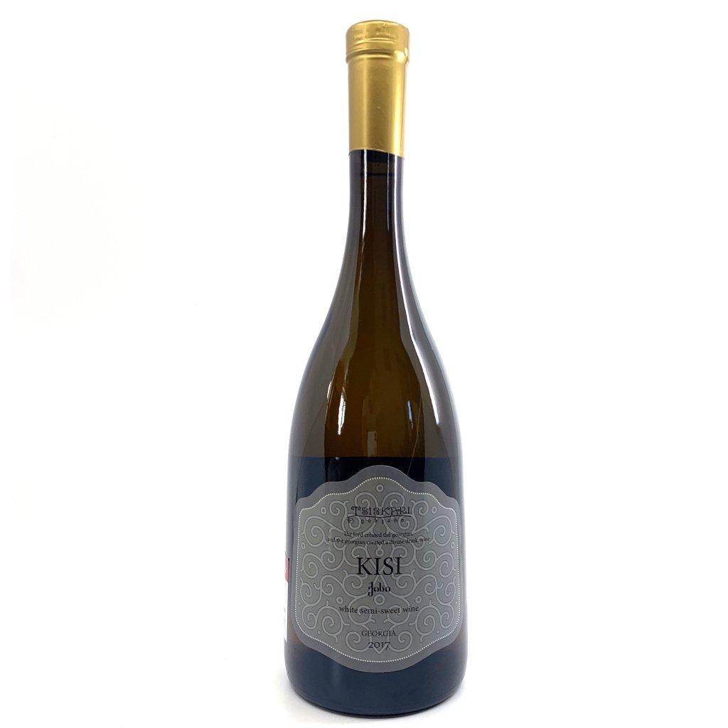 Tsiskari Киси белое полусладкое грузинское вино 2017 0,75л