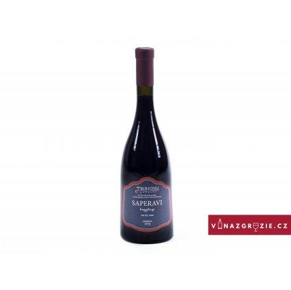 saperavi červené gruzínské víno koupit