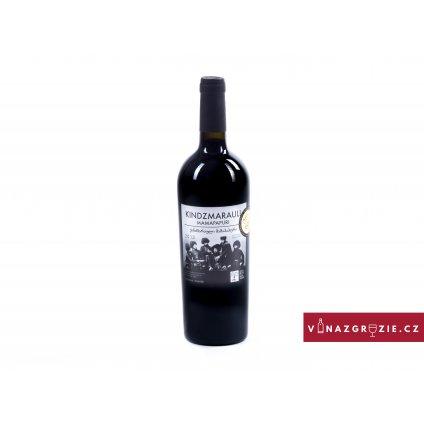 kindzmarauli gruzínské víno koupit