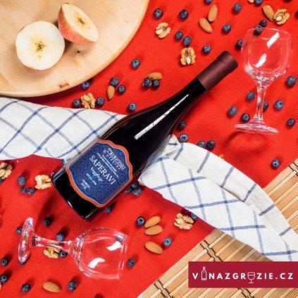 červené gruzinské víno koupit