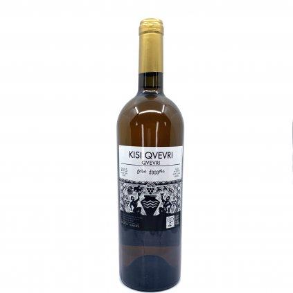 Shavi Jikhvi Киси Квеври сухое белое (оранжевое) грузинкое вино 2017 0,75л