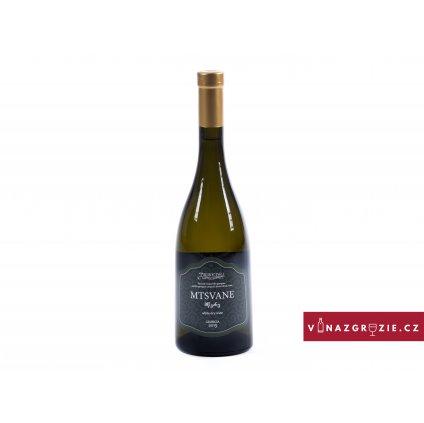 mtsvane bílé gruzínské víno koupit