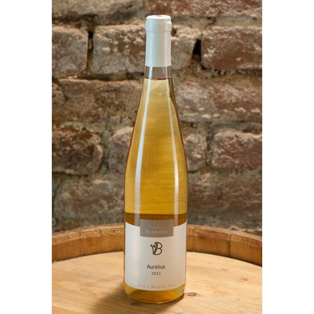 Aurelius 2015, suché bílé víno