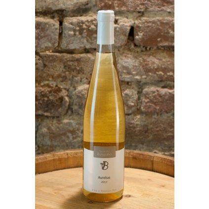 Aurelius 2017, suché bílé víno