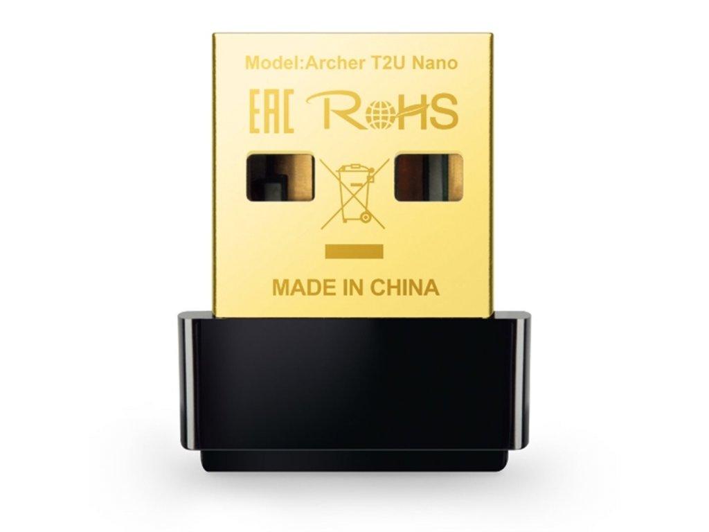 TP-Link Archer T2U mini, AC600 mini Wi-Fi USB Adapter