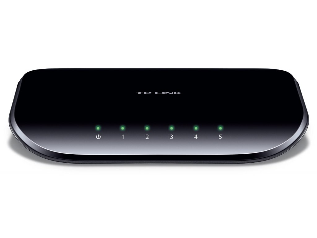 TP-Link TL-SG1005D 5x Gigabit Switch