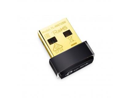 TP-Link TL-WN725N, 150Mb nano Wi-Fi USB Adapter