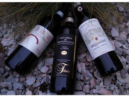 Toscana Trojice