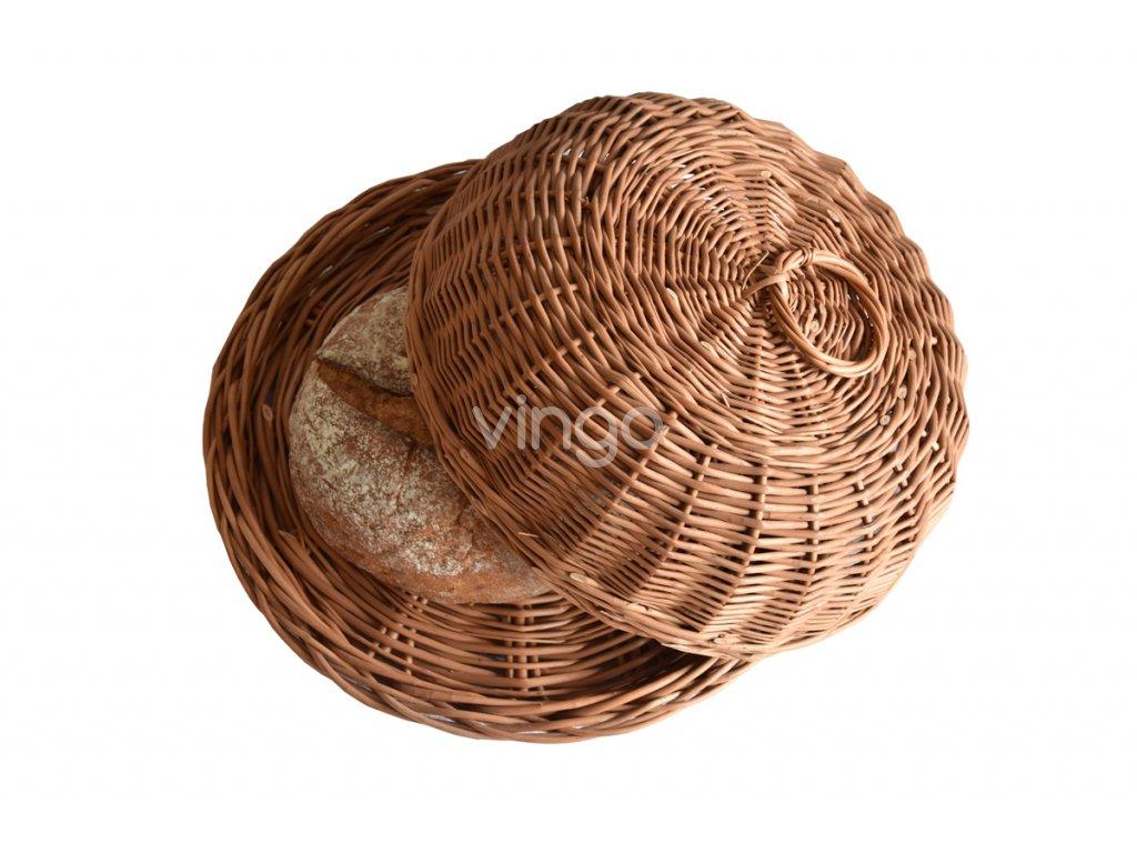 Chlebník kulatý