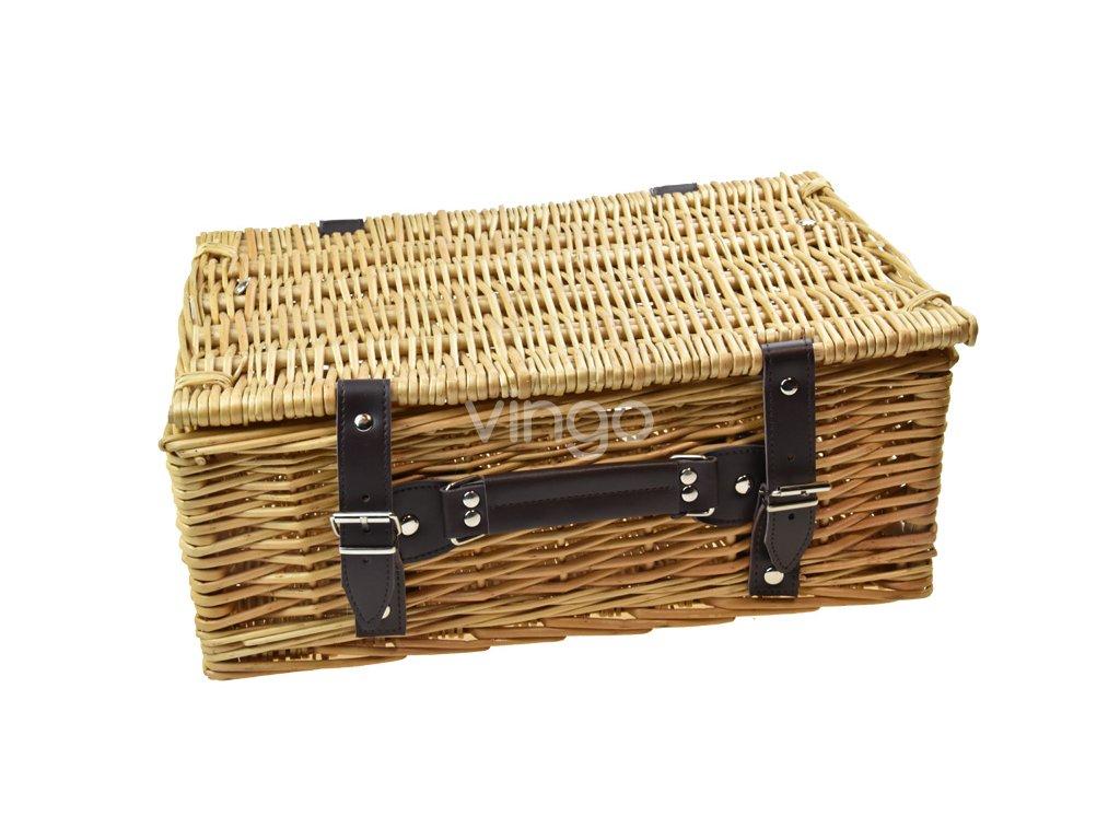 Proutěný kufr (rozměry (cm) 30x20, v. 11)