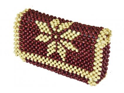 13279 koralkova kabelka psanicko