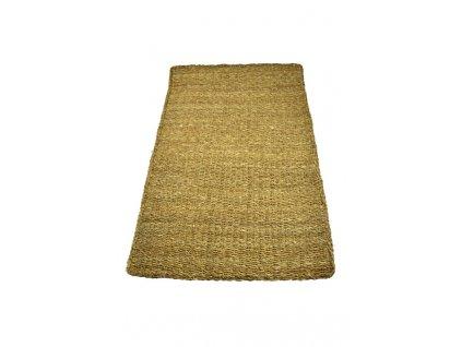 Hranatý koberec z mořské trávy