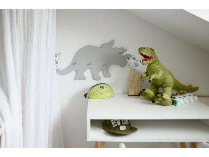 Dětský věšák dinosaurus