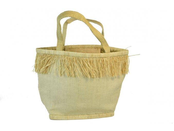 Letní taška přírodní