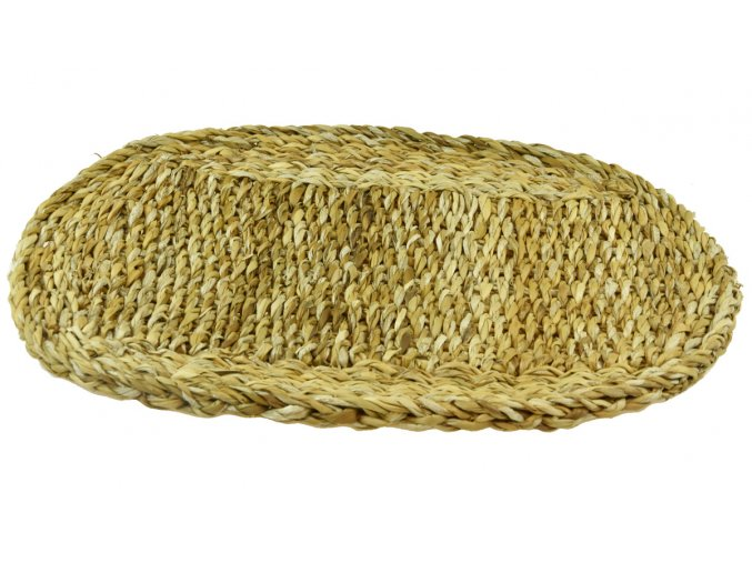 Prostírání Vingo oválné pleteno z mořské trávy