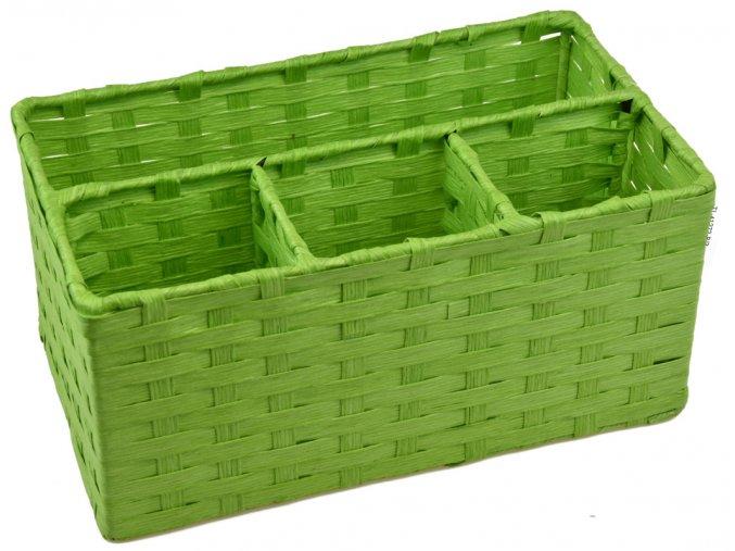 Příborník zelený