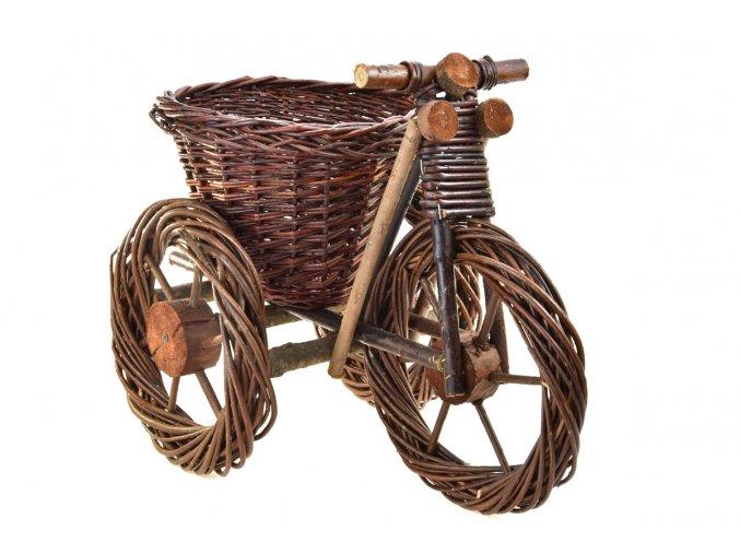 Proutěná motorka