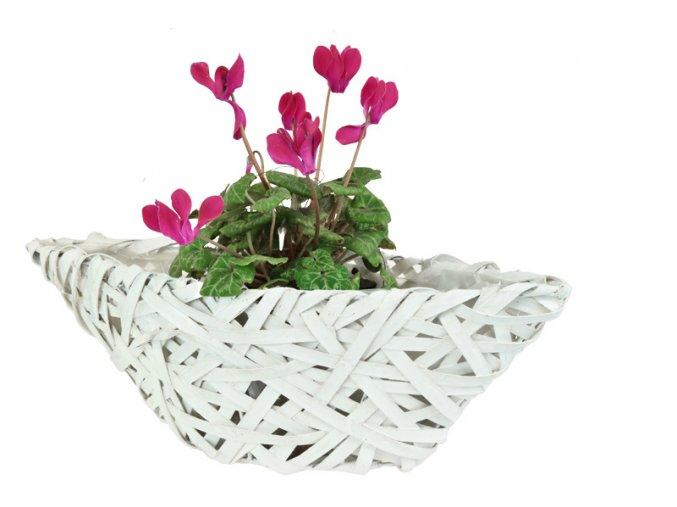 Květináč loďka