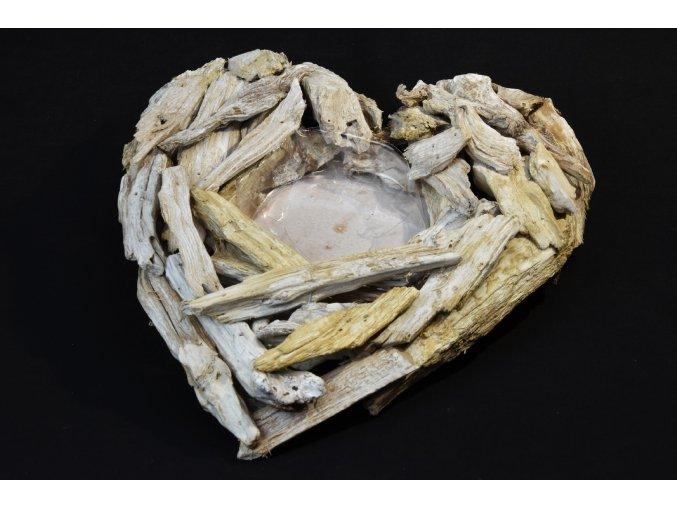 Srdce z kůry