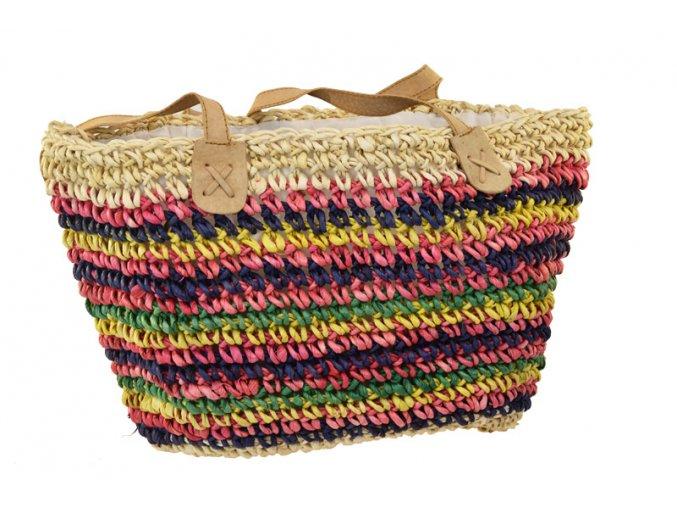 Letní taška barevná