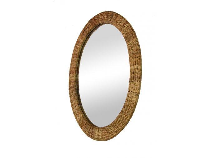 Oválné zrcadlo