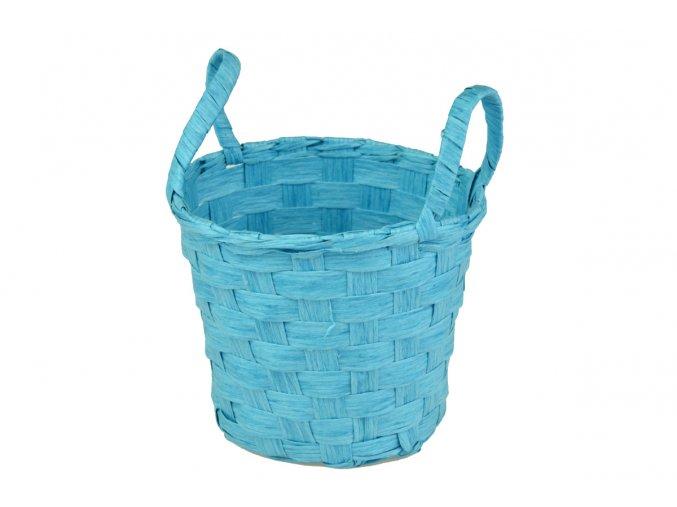 Sada 2 košíčků modrých